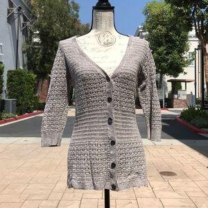 DKNY Jeans Cardigan Sweater